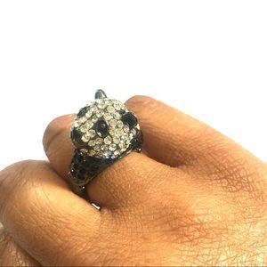 The cutest 🐼 panda ring
